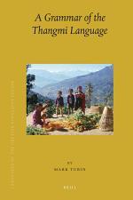 A Grammar of the Thangmi Language