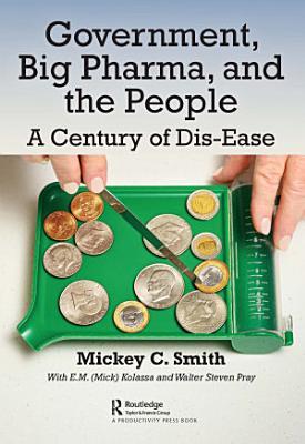 Government  Big Pharma  and The People PDF