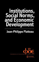 Institutions  Social Norms and Economic Development PDF