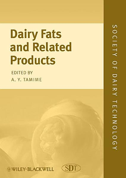 Download Dairy Fats and Related Products Book
