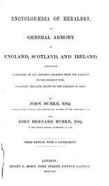 Encyclopaedia Of Heraldry