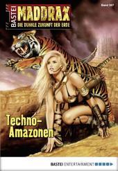 Maddrax - Folge 367: Techno-Amazonen