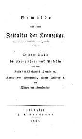 Gemälde aus dem Zeitalter der Kreuzzüge: Bände 3-4