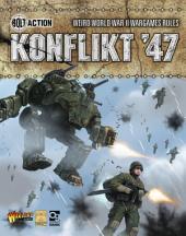Konflikt '47: Weird World War II Wargames Rules