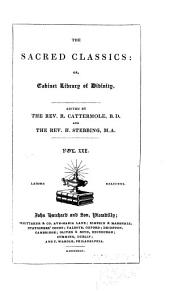 Sacred Classics, Or, Cabinet Library of Divinity: Volume 21