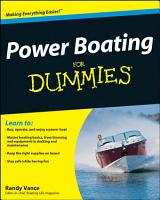 Power Boating For Dummies PDF