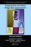 Fingerprints and Other Ridge Skin Impressions PDF