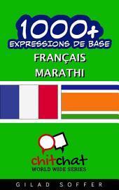 1001+ Expressions de Base Français - Marathi