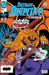 Detective Comics (1937-2011) #623