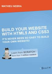 Build your website with HTML5 and CSS3