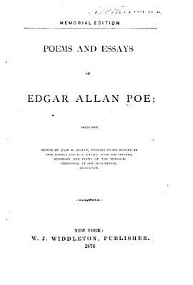 Poems and Essays of Edgar Allan Poe PDF