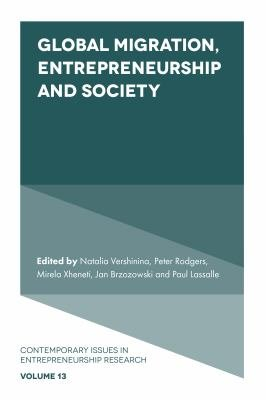 Global Migration  Entrepreneurship and Society
