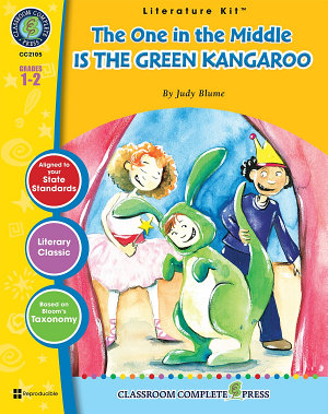 The One in the Middle Is the Green Kangaroo   Literature Kit Gr  1 2
