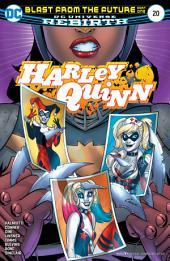 Harley Quinn (2016-) #20