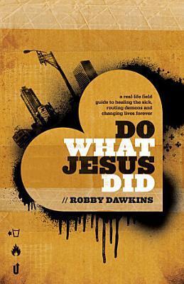 Do What Jesus Did PDF