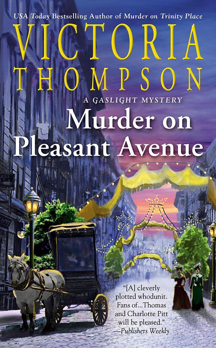 Murder on Pleasant Avenue