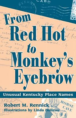 From Red Hot to Monkey s Eyebrow PDF