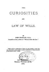Curiousities of Wills