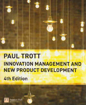 Innovation Management and New Product Development PDF