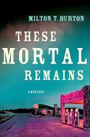 These Mortal Remains PDF