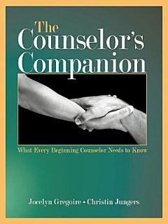 The Counselor s Companion Book
