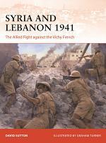 Syria and Lebanon 1941