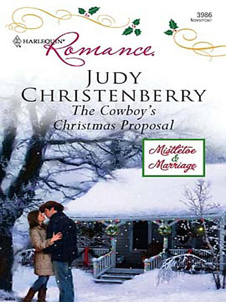 Download The Cowboy s Christmas Proposal Book