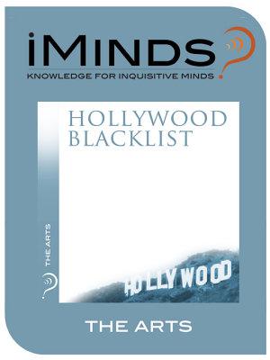 Hollywood Blacklist  The Arts PDF