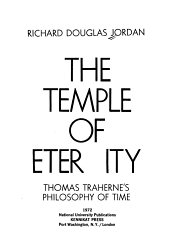 The Temple Of Eternity Book PDF