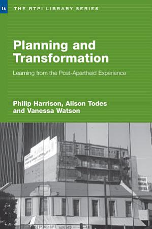 Planning and Transformation PDF