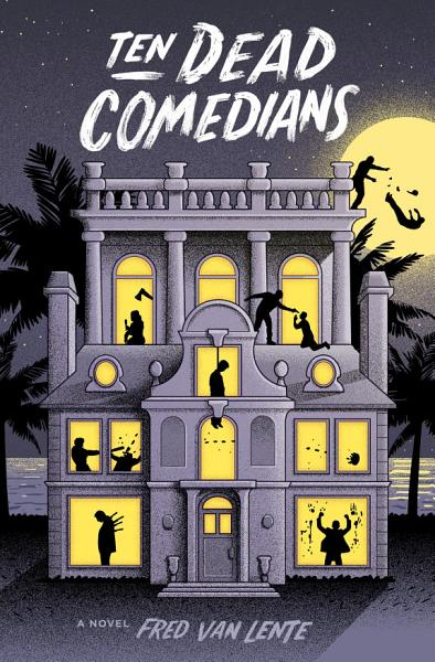 Download Ten Dead Comedians Book