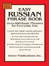 Easy Russian Phrase Book PDF