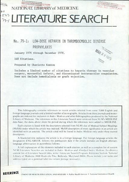 Literature Search PDF