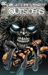 The Outsiders (2007-) #24