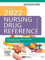 Mosby s 2022 Nursing Drug Reference   E Book PDF