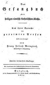 Gesangbuch der heil. römisch-katholischen Kirche