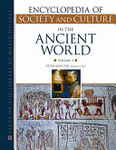 Encyclopedia of Society and Culture in the Ancient World PDF