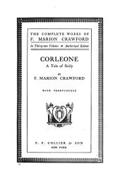The Complete Works of F. Marion Crawford: Volume 13