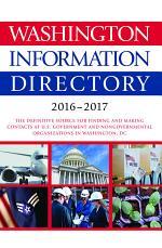 Washington Information Directory 2016-2017