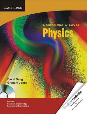 Cambridge O Level Physics with CD ROM PDF
