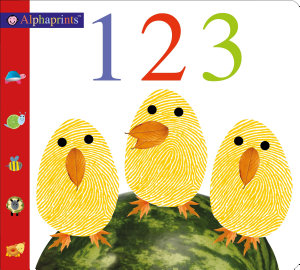Alphaprints  123 Book