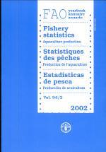 Yearbook of Fishery Statistics 2002