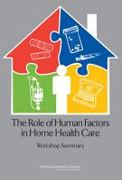The Role of Human Factors in Home Health Care PDF