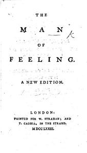 The man of feeling. By Henry Mackenzie. The second edition, corrected