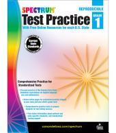 Spectrum Test Practice, Grade 1