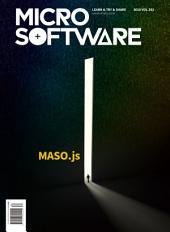 마이크로소프트웨어 393호: 마소JS(MASO.js)
