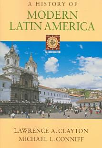 A History of Modern Latin America Book
