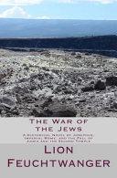 The War of the Jews PDF