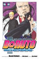 Boruto: Naruto Next Generations, Vol. 10