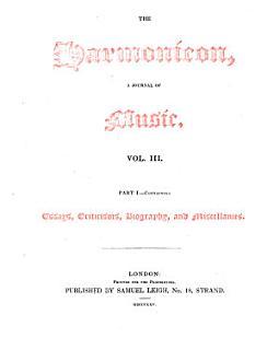 The Harmonicon Book